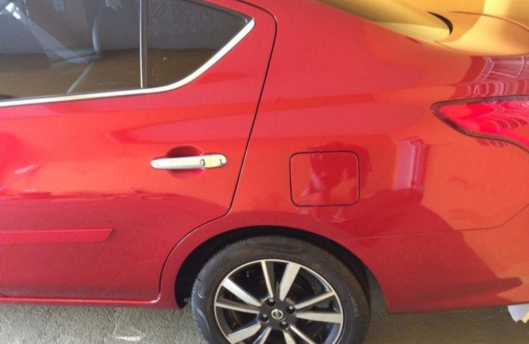 Nissan Versa 1.6 16V SL CVT (Flex) - Foto #3