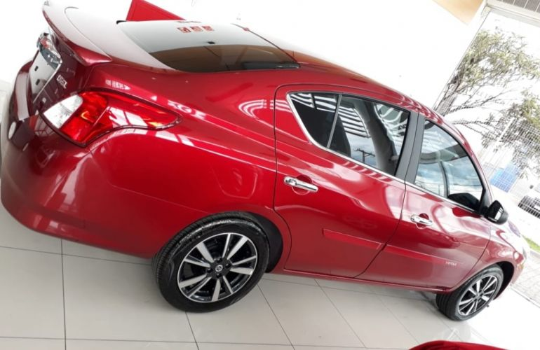 Nissan Versa 1.6 16V SL CVT (Flex) - Foto #4