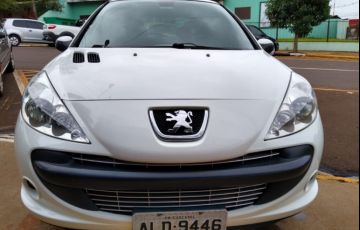 Peugeot 207 Hatch XS 1.6 16V (flex)