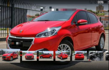 Peugeot 208 Active Pack 1.6 16V (Flex) (Aut)