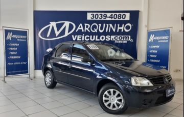 Renault Logan Authentique Plus 1.0 16V (flex)
