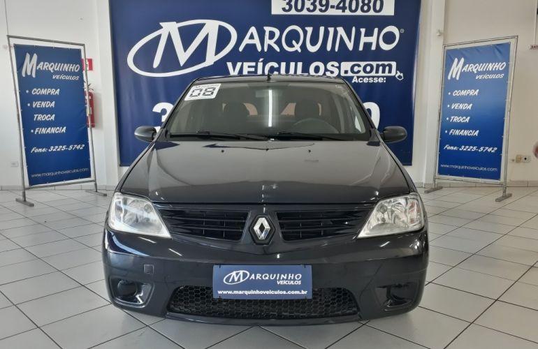 Renault Logan Authentique Plus 1.0 16V (flex) - Foto #3