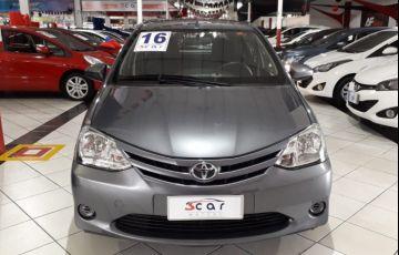 Toyota Etios 1.5 Xs 16v - Foto #3