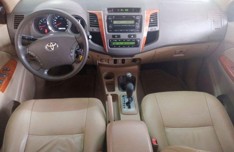 Toyota Hilux Sw4 3.0 Srv 4x4 7 Lugares 16V Turbo Intercooler - Foto #7