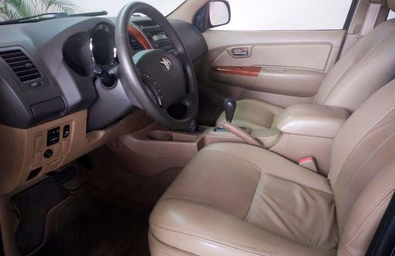 Toyota Hilux Sw4 3.0 Srv 4x4 7 Lugares 16V Turbo Intercooler - Foto #8