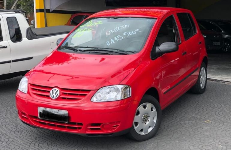 Volkswagen Fox 1.0 Mi 8v - Foto #1