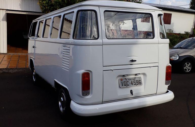 Volkswagen Kombi Standard 1.6 - Foto #10