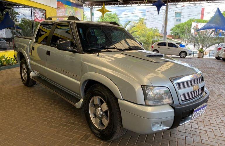 Chevrolet S10 Executive 4x4 2.8 Turbo Electronic (Cab Dupla) - Foto #4