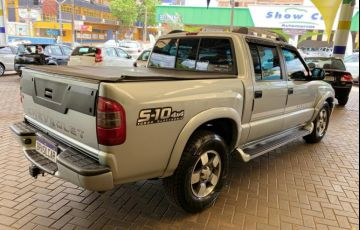 Chevrolet S10 Executive 4x4 2.8 Turbo Electronic (Cab Dupla) - Foto #5