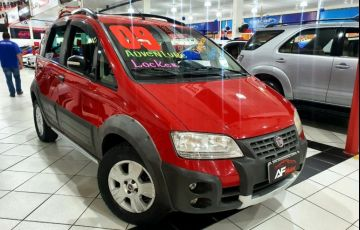 Fiat Idea 1.8 MPi Adventure Locker 8v