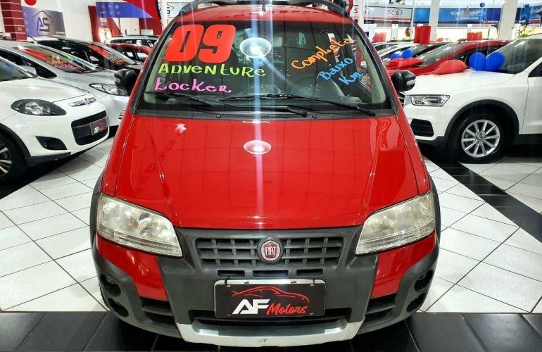 Fiat Idea 1.8 MPi Adventure Locker 8v - Foto #2