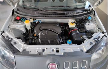 Fiat Uno 1.0 Evo Way 8v - Foto #9