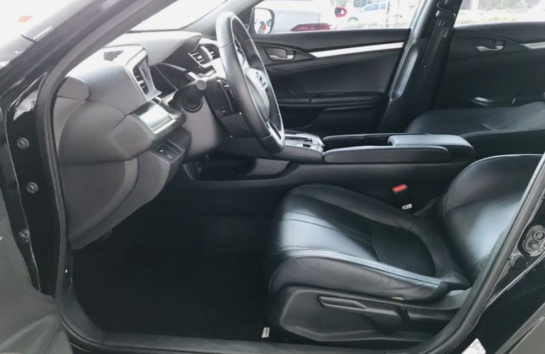 Honda Civic EXL 2.0 i-VTEC CVT - Foto #7