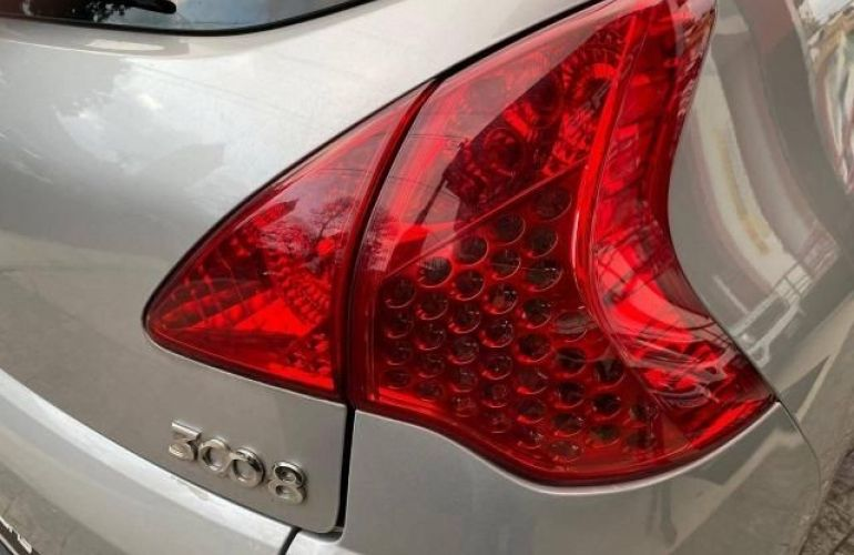 Peugeot 3008 1.6 Griffe Thp 16v - Foto #9