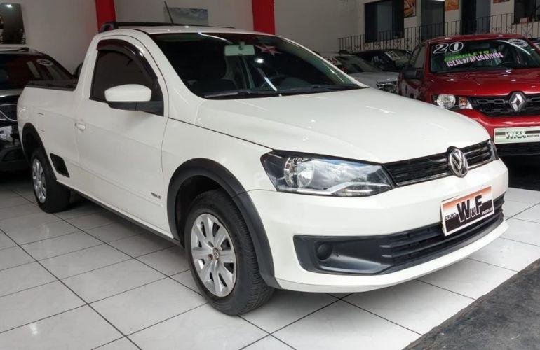 Volkswagen Saveiro 1.6 Mi CS 8V G.vi - Foto #2