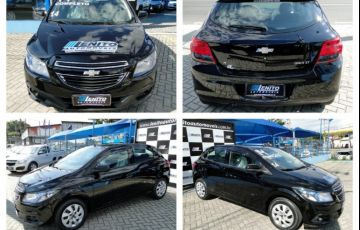 Chevrolet Onix 1.4 MPFi LT 8v - Foto #1