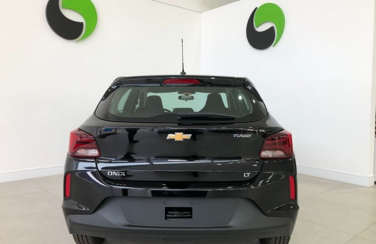 Chevrolet Onix 1.0 Turbo LT - Foto #4