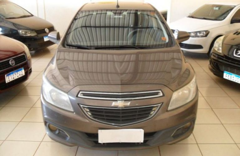 Chevrolet Prisma LT 1.0 SPE/4 8V Flex - Foto #1
