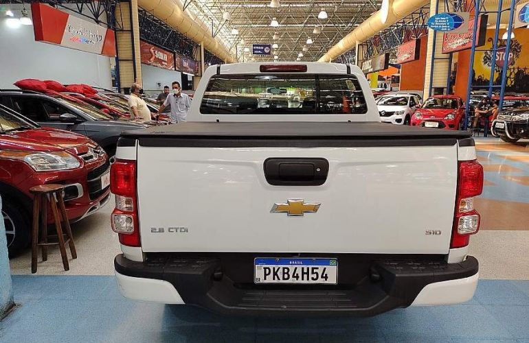 Chevrolet S10 2.8 Chassis Cab 4x4 CS 16V Turbo - Foto #6
