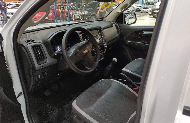 Chevrolet S10 2.8 Chassis Cab 4x4 CS 16V Turbo - Foto #7