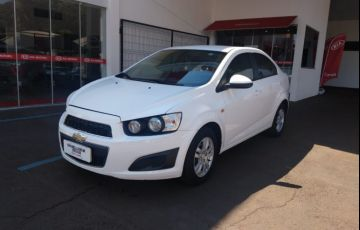 Chevrolet Sonic Sedan LT (Aut)