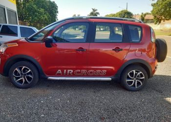 Citroën Aircross GLX 1.6 16V (flex) - Foto #2