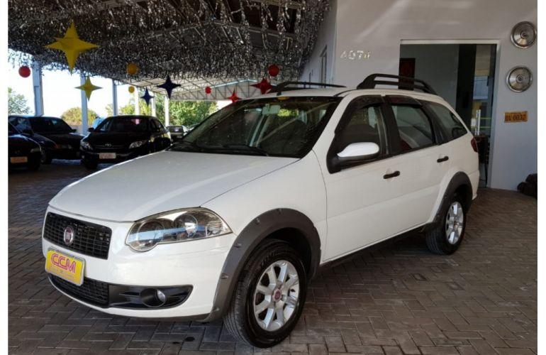 Fiat Palio Weekend 1.5 MPi - Foto #2
