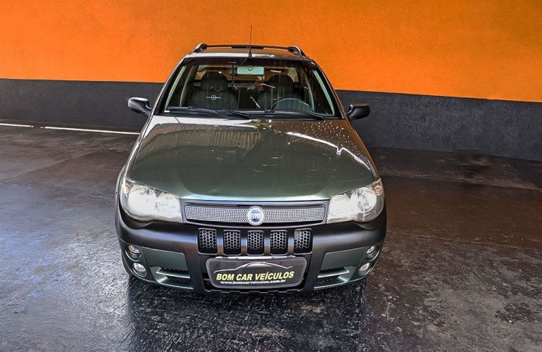 Fiat Strada 1.8 MPi Adventure CE 8v - Foto #1