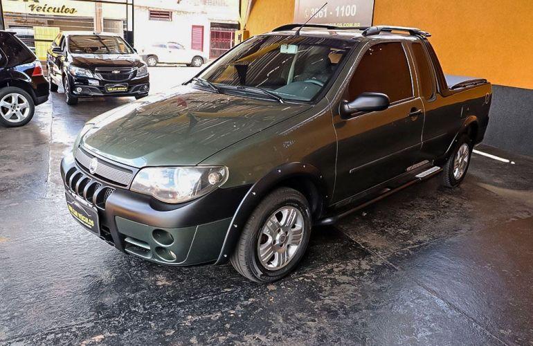 Fiat Strada 1.8 MPi Adventure CE 8v - Foto #9
