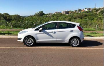 Ford New Fiesta Titanium Plus 1.6 16V PowerShift