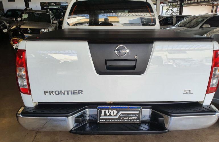 Nissan Frontier 2.5 SL 4x4 CD Turbo Eletronic - Foto #5