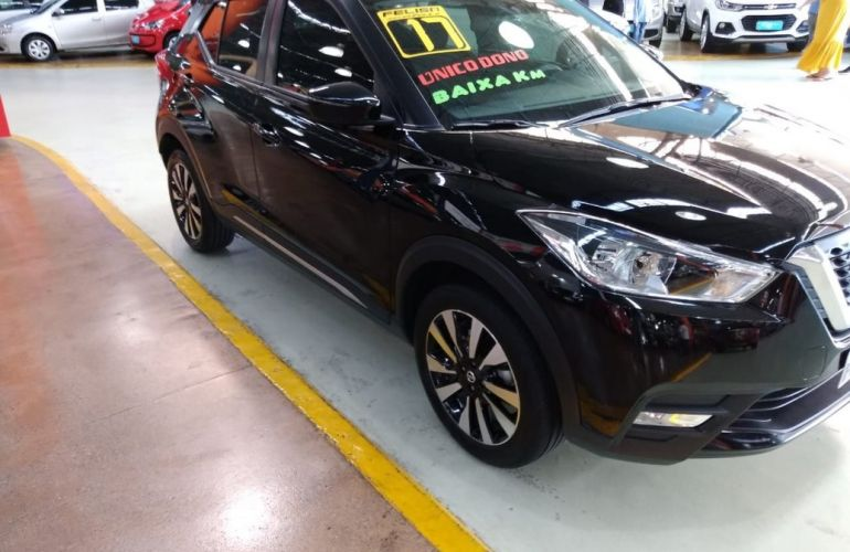 Nissan Kicks 1.6 16V Flexstart SV Limited - Foto #4