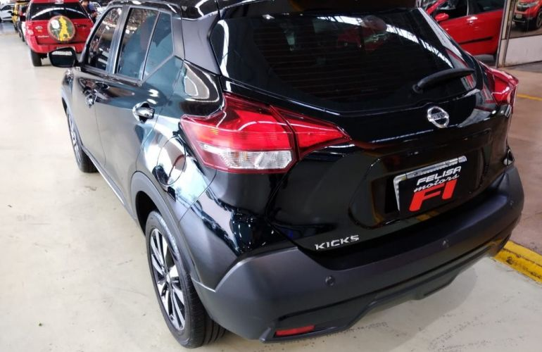 Nissan Kicks 1.6 16V Flexstart SV Limited - Foto #6