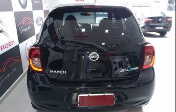 Nissan March 1.6 SL 16V Flexstart - Foto #2