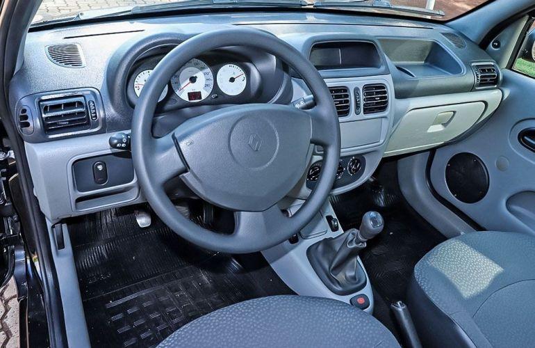 Renault Clio 1.0 16v - Foto #6