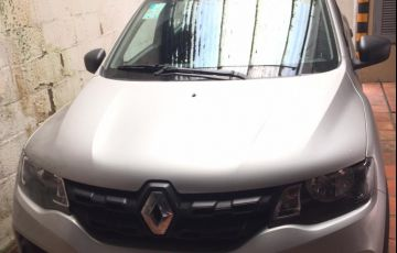 Renault Kwid Zen 1.0 12v SCe (Flex) - Foto #4