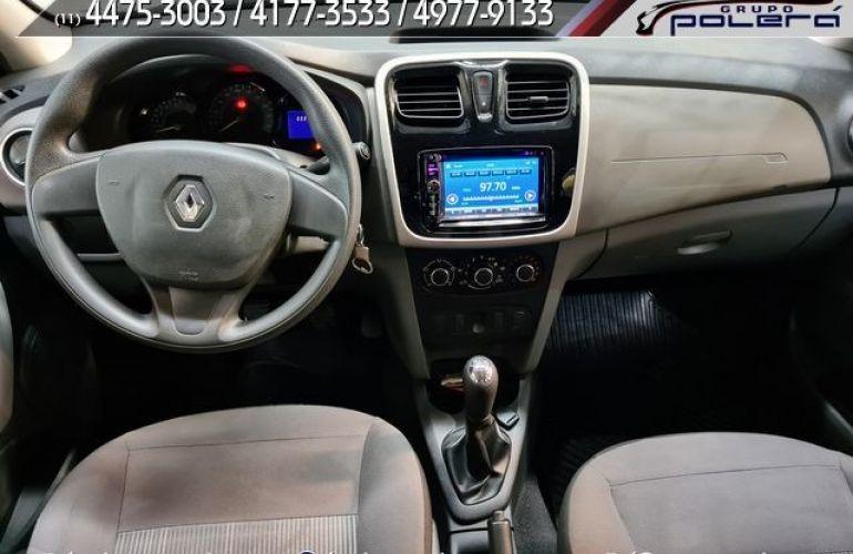 Renault Logan 1.0 Expression 16v - Foto #3