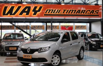 Renault Logan 1.0 12v Sce Authentique