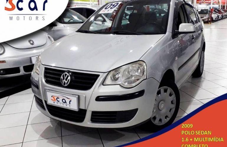Volkswagen Polo Sedan 1.6 Mi 8v - Foto #1