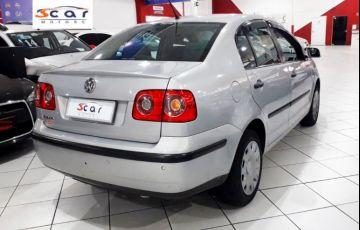 Volkswagen Polo Sedan 1.6 Mi 8v - Foto #6