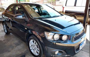 Chevrolet Sonic Sedan LTZ 1.6 (Aut)