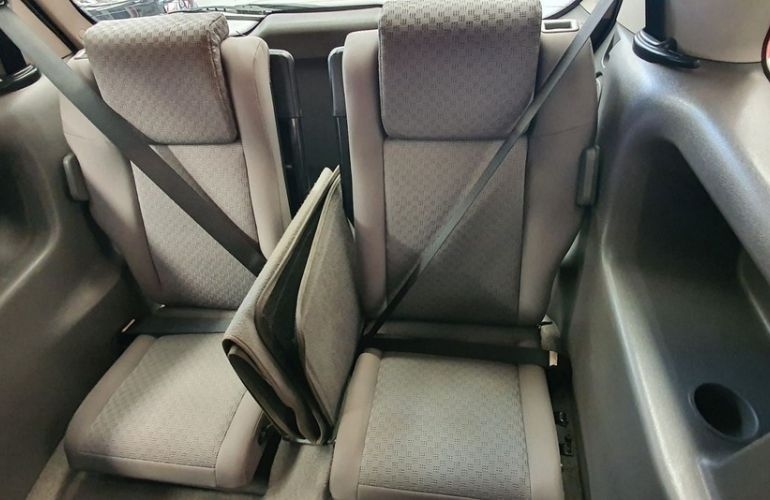 Chevrolet Zafira 2.0 MPFi Expression 8v - Foto #10