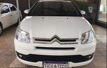Citroën C4 Exclusive 2.0 (flex)
