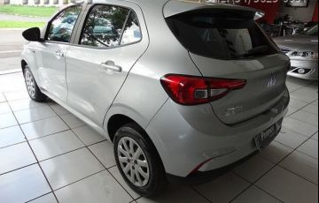 Fiat Argo Drive 1.3 Flex - Foto #3