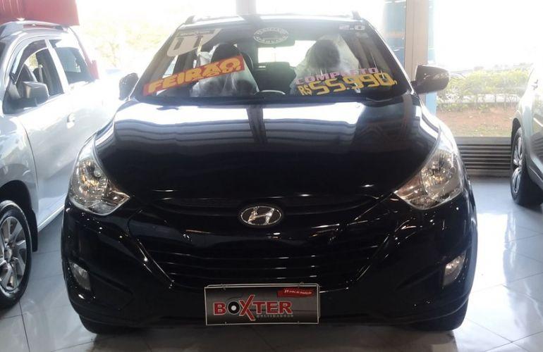 Hyundai Ix35 2.0 MPFi GLS 4x2 16v - Foto #2