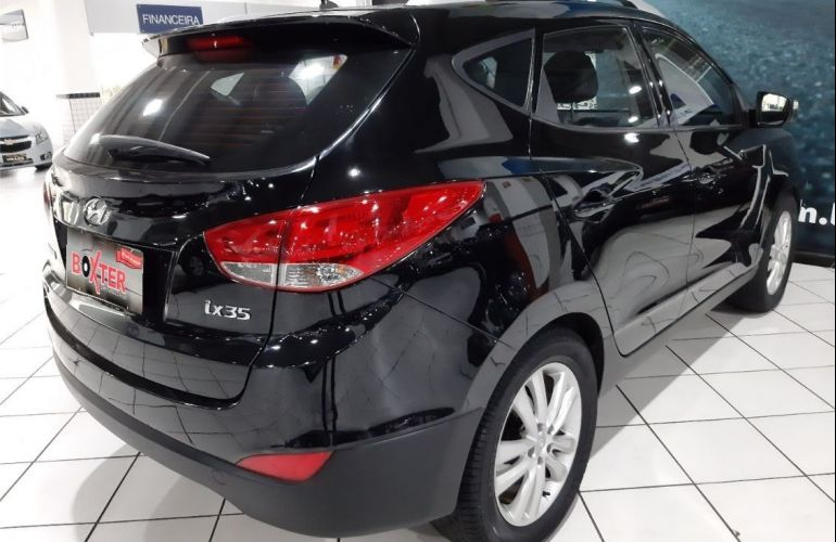 Hyundai Ix35 2.0 MPFi GLS 4x2 16v - Foto #7