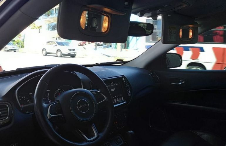 Jeep Compass 2.0 16V Limited - Foto #6