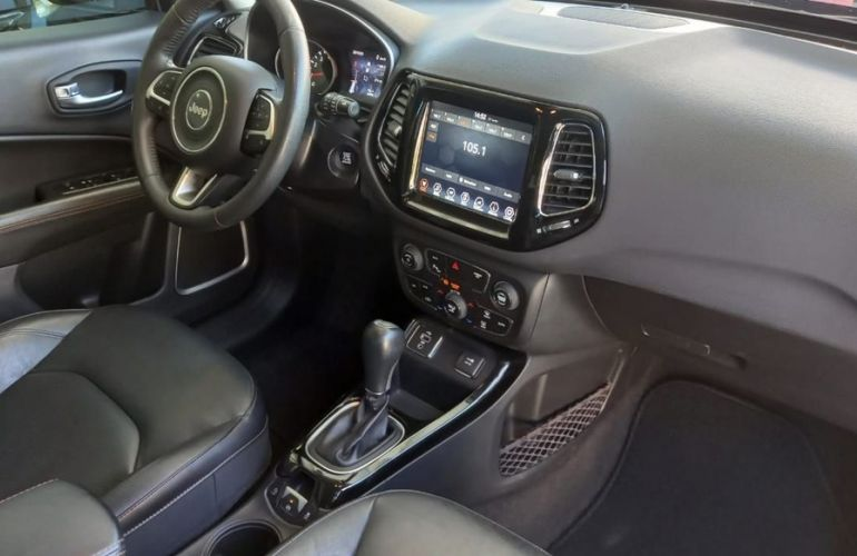 Jeep Compass 2.0 16V Limited - Foto #7