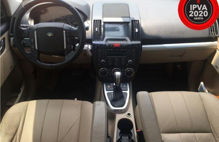 Land Rover Freelander 2 2.2 SE Sd4 16V Turbo Diesel 4p Automático - Foto #2