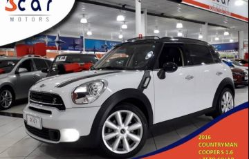 Mini Countryman 1.6 S Top 16V 184cv